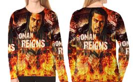 Women Sweatshirt Roman Reigns - $30.99+