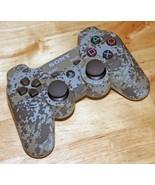 Genuine Sony Dualshock 3 Sixaxis Playstation 3 PS3 Controller Camo CECHZ... - $14.95