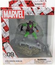 Schleich Marvel Vert Gobelin Norman Osborn Peint à la Main Figurine Jouet - $17.28