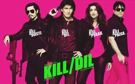 Kill Dil Hindi Bluray (Ranveer Singh, Ali Zafar, Govinda) (2014/ Bollywo... - $19.80