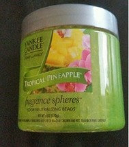 Yankee Candle Simply Home Fragrance Spheres Odor Neutralizing Beads Trop... - $15.99