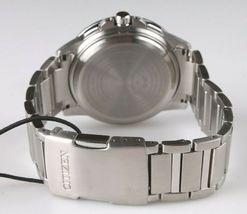 Original Citizen Eco-Drive Satellite Wave Men's Watch CC3000-89L NEW image 4