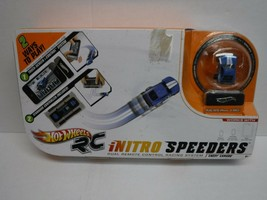 Hot Wheels RC initro Speeders Blue Chevy Camaro - $1.561,30 MXN