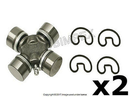 LAND ROVER (1987-2004) Universal Joint Front and Rear (2) EUROSPARE + Wa... - $32.90