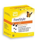 FreeStyle Lite Blood Glucose Test Strips (1 x 50) - $34.52