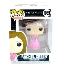 Funko Pop! Television Friends Rachel Green in Pink Bridesmaid Dress #1065 Figure