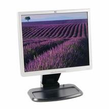 HP L1940T L 1940T 48 cm (19 Inch) Monitor VGA DVI USB, Colour: Silver. Ergoarm - $20.68