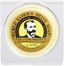 Colonel Conk Model 115A A Shave Mug with Soap image 2