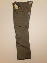Carharrt Force Extremes Odor Fighting Fast Drying Pants Convertible Shor... - $47.51