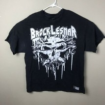 Mens XL WWE Authentic Brock Lesnar wrestling 1-sided t-shirt - $12.87