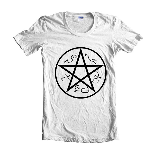 Supernatural Protection Symbol Pentagram And 49 Similar Items