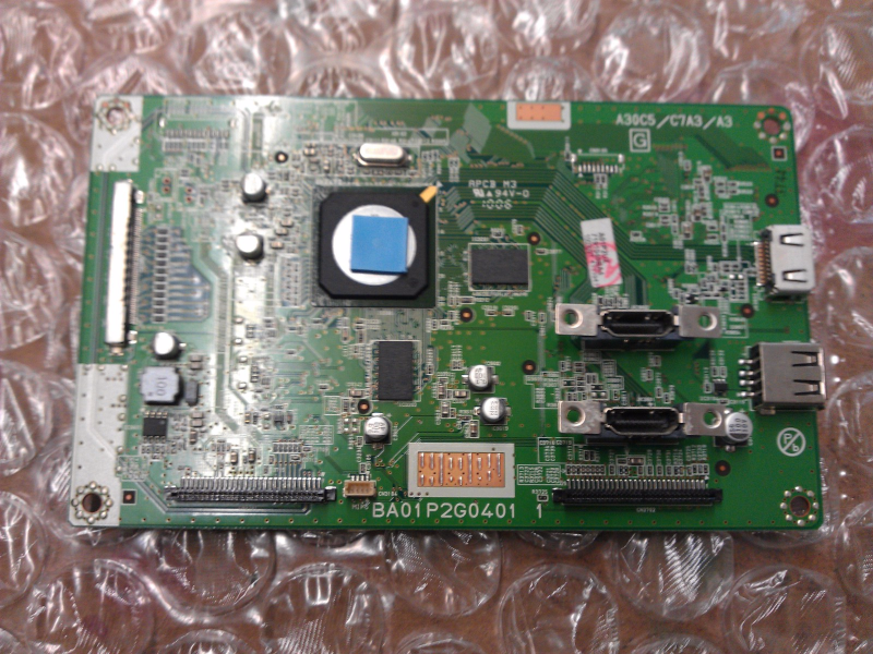 A01P2MMA-001 A01P2UZ Power Supply Board From Philips 40PFL3705D/F7 YA1 LCD TV