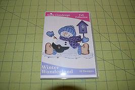 Anita Goodesign - Winter Wonderland - $36.47