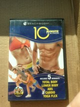 Beachbody - 10 Minute Trainer: 2 Dvd Set - 5 Workouts - Mint Condition T... - $18.21