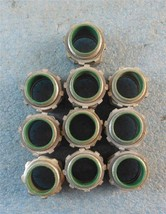 """1"""" Compression Coupler *Lot of 10* - $22.06"""