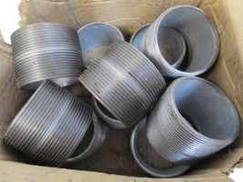"*10* Thomas & Betts/Shamrock  4397 3"" x CL Galvanized Steel Conduit Nipple - $493.02"