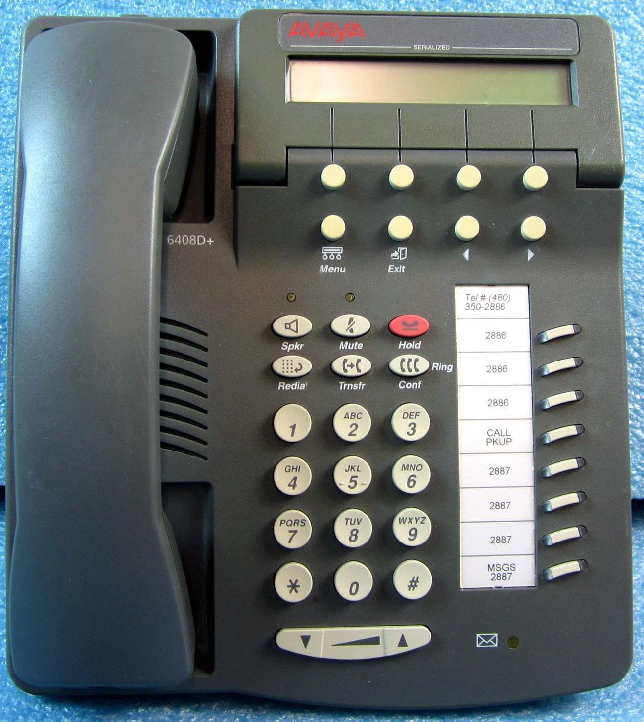 Avaya 6408 D01 D90 323 D Telecom And 26 Similar Items