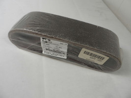 "3M 241d Abrasive Cloth Belts 3"" X 24"" New Qty 5 - $24.75"
