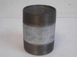 "4"" x 6"" Rigid Conduit Galvanized Steel Nipple (Schedule 40) - $84.15"