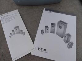 Cutler-Hammer/Eaton SVX9000 Series Power Unit AC Drive PX0087411N Nema T... - $11,462.76