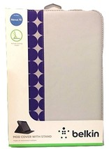 Belkin Mod Case with Stand Nexus 10 in Gray Pur... - $5.55