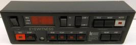 KUSTOM SIGNALS 200-1482-00 CONTROL HEAD, FOR EYEWITNESS DASHCAM RECORDIN... - $36.18