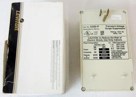 Leviton 5300 P Four Outlet Maximum Protection 10 A Surge Suppressor, Duplex Plug - $15.00