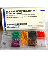 MLA MEDICAL LABORATORY AUTOMATION ELECTRA 1400C/1600C/1800C COLOR CLIPS,... - $12.59