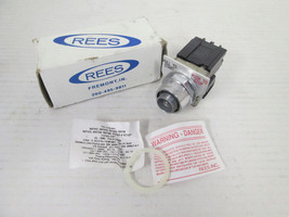 NEW Rees 41450-000  3 in 1 Push-Pull Operator Maintain Cont./B Block, 12... - $77.22