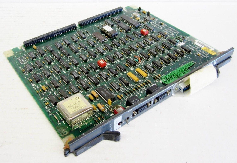 NORTHERN TELECOM QPC471E CLOCK CONTROL CARD MODULE CONTROLLER, FOR TELEPHONE SY - $52.93