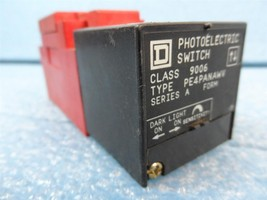 Square D Photo Electric Switch Class 9006 Type PE4PANAWV - $43.19