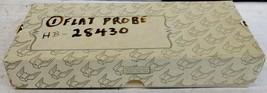 Vector Hb 28430 P9 D Flat Probe - $127.50