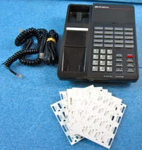 Vodavi Sp7312 71 Enhanced Key Telephone, No Handset - $30.88