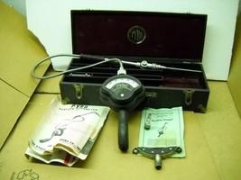 Vintage Pyro Pyrometer With Original Case/Probes/Manual - $93.56