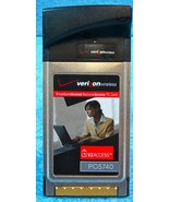 VERIZON PC5740VW DATA CARD, WIRELESS MODEM CARD - $9.80