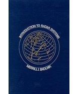 Introduction to Radar Systems by Skolnik, Merrill Ivan - $4.05