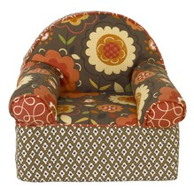 Cotton Tale Brown Floral Baby's 1st Chair, Peggy Sue - $69.99