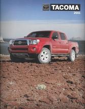 2011 Toyota TACOMA sales brochure catalog US 11 PreRunner X Runner - $7.00