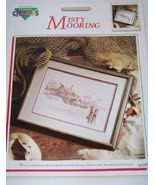 Misty Mooring Mark Polomchak Cross Stitch - $5.00
