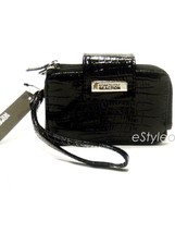 Kenneth Cole Wristlet Wallet Cell Phone Case Fa... - $53.22