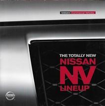 2011 Nissan NV COMMERCIAL vans sales brochure folder US 11 Cargo - $6.00