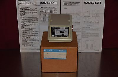 Ashcroft lpsn4 gb25 pressure switch snap and 27 similar items