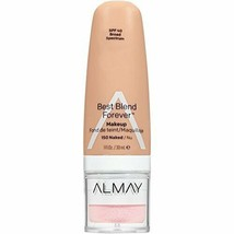 Almay Best Blend Forever Foundation, Naked, 1 fl. oz, SPF 40 Broad Spec--b3 - $8.59
