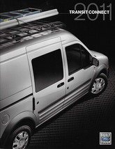 2011 Ford Transit Connect Sales Brochure Catalog Us 11  - $8.00