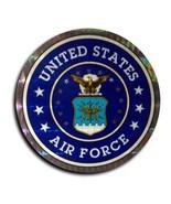 "Air Force - 3"" Reflective Decal (Circular Seal) - $2.70"