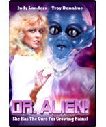Dr. Alien DVD UFO Billy Jayne Olivia Barash Judy Landers Comedy Sci-Fi B23 - $14.01