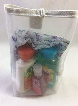 Bath Body Works Travel Gift Set, Kauai Body Lotion, Mauai Body Soap, Scarf - $12.00