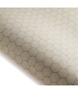 Berkshire Hive neutral 28ct evenweave honeycomb 17x19 cross stitch Fabric Flair - $16.00