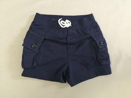 Ralph Lauren Baby Boys' Easy Cargo Shorts French Navy Size 6M To 24M - $14.99