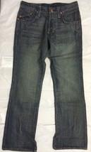 "Rock & Republic Johnny Jhnmp Women's Size 32"" X 32"" Bootcut Jeans Made I... - $28.04"